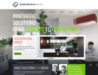 solutionswon.newpathweb.com.au screenshot