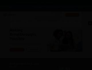 solvecfs.org screenshot