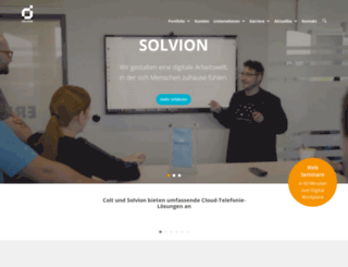solvion.net screenshot