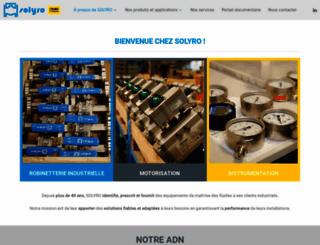 solyro.com screenshot