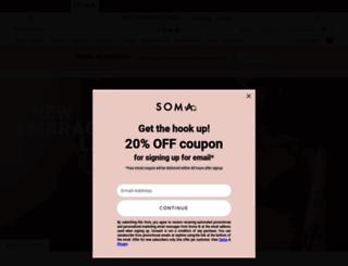 soma.com screenshot