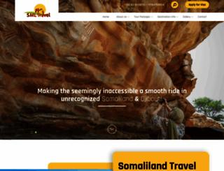 somalilandtravel.com screenshot