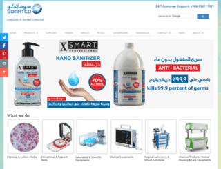 somatco.com screenshot