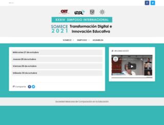 somece.org.mx screenshot