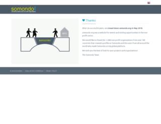 somondo.org screenshot