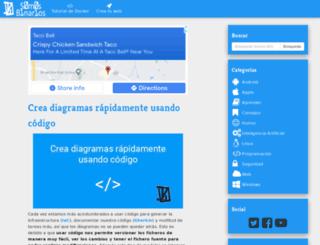 somosbinarios.es screenshot