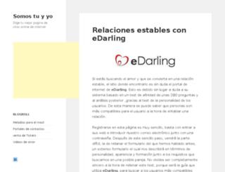 somostuyyo.es screenshot