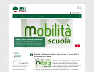 sondrio.cislscuolalombardia.it screenshot