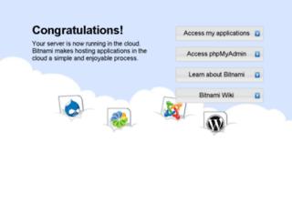 songlynx1.bitnamiapp.com screenshot