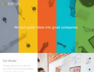 songo.com screenshot