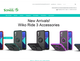 songsus.com screenshot