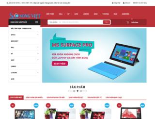 songvietlaptop.com screenshot