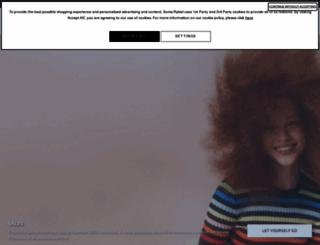 soniarykiel.com screenshot