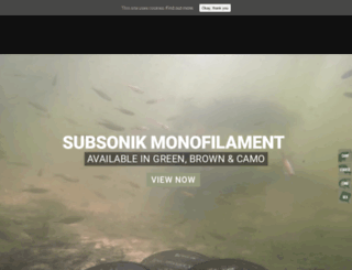soniksports.com screenshot