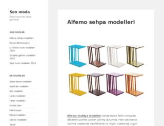sonmoda.name.tr screenshot