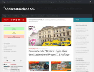 sonnenstaatland.com screenshot