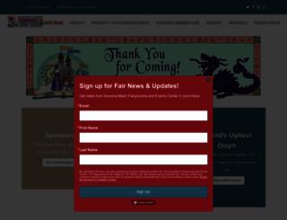 sonoma-marinfair.org screenshot