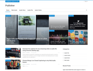 sonowebs.com screenshot