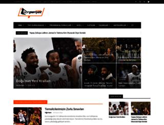 sonperiyot.com screenshot