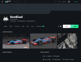 soosiaal.deviantart.com screenshot