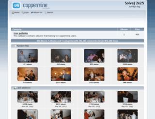 sorensen.net screenshot