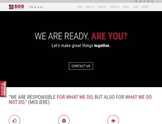 sos-fair.com screenshot