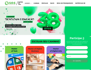 sos.com.br screenshot