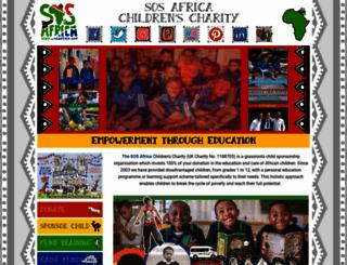 sosafrica.com screenshot
