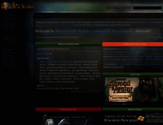 sotawiki.net screenshot