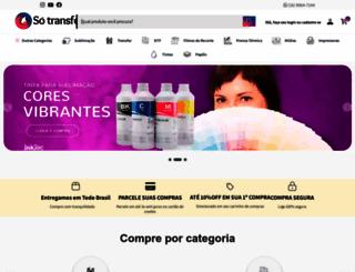 sotransfer.com.br screenshot