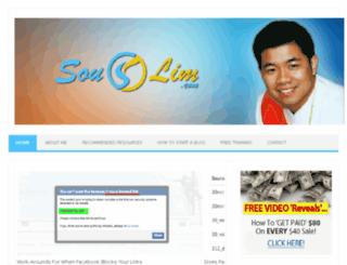 sou-lim.com screenshot