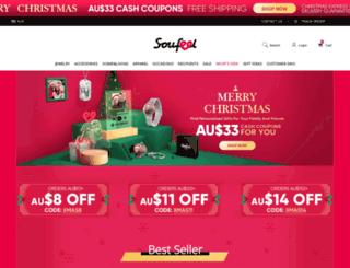 soufeel.com.au screenshot