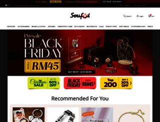soufeel.com.my screenshot