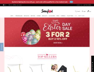 soufeeljewelry.com screenshot