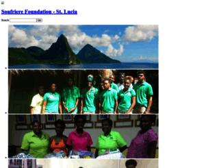 soufrierefoundation.org screenshot