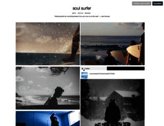 soul-surfer.tumblr.com screenshot