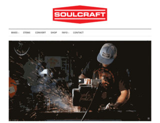soulcraftbikes.com screenshot
