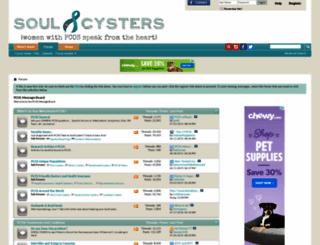 soulcysters.net screenshot