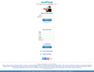 soulfuse.com screenshot