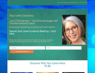 soullevelsolutions.com screenshot