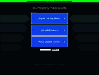 soulmatesinternational.com screenshot