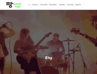 souloftruth.com screenshot