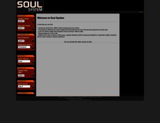 soulsystem.it screenshot