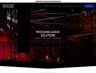 sound-image.com screenshot