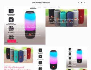 soundbar-reviews.com screenshot