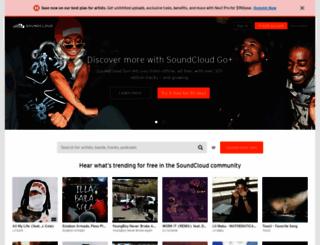 soundcloudlabs.com screenshot