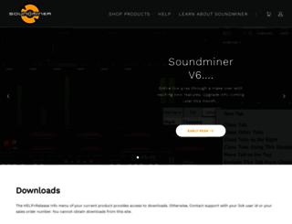 soundminer.com screenshot