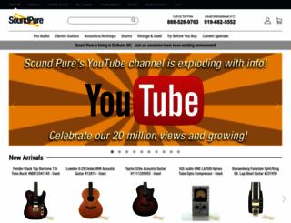 soundpure.com screenshot