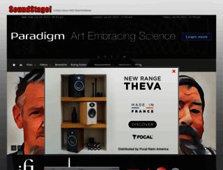 soundstage.com screenshot