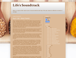 soundtrackofdailylife.blogspot.com screenshot